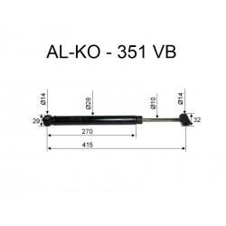 AL-KO 351VB amortizer naletnega sistema