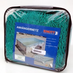 Zaščitna mreža 3,5x5 m z gumijastim trakom