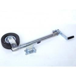 PKO-48-200_220x70, podporno kolo z objemko, za vertikalne obremenitve do 200 kg
