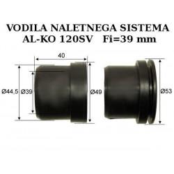 Komplet vodil naletnega sistema AL-KO 120SV fi39