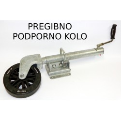 Knott 150kg 210x50 PVC, pregibno podporno kolo