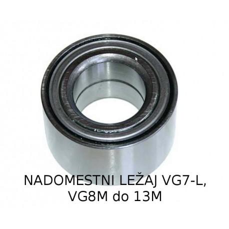 Vodotesni ležaj osi VG7-L,VG 8-M do 13-M,VGB 8-M do13-M