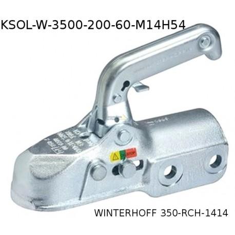 KSOL-W-3500-200-60-M14H54, za 3500 kg
