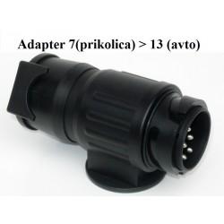 Adapter 7 na 13 kontaktov, 95mm dolg