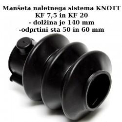 Manšeta Knott KF/KR/KV 7,5 do 20
