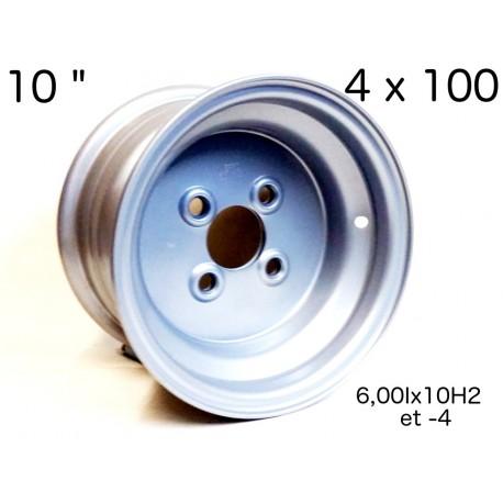 Platišče 100x4-6x10H2