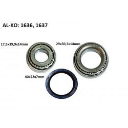 Set ležajev za AL-KO 1636 in 1637