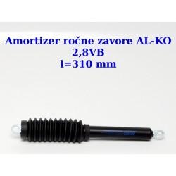 AL-KO 2,8VB l-310, amortizer za ročko naletnega sistema