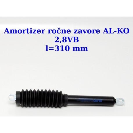 ARZ-ALKO-2,8VB l-310, Amortizer ročne zavore