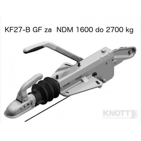 Knott KF27-B GF Naletni sistem 1600-2700kg