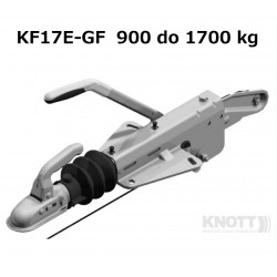 Knott KF17-E GF Naletni Sistem 900-1700kg