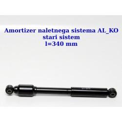 AL-KO stari sistem l-340, amortizer naletnega sistema