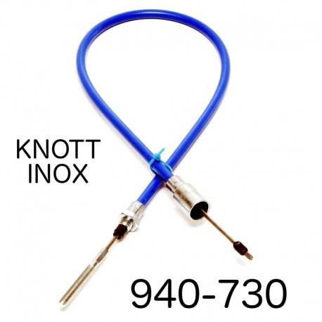 Zavor. potega KNOTT INOX 940-730-06