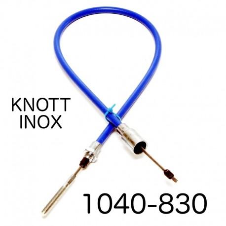 Zavorna potega KNOTT INOX 1040-830-07