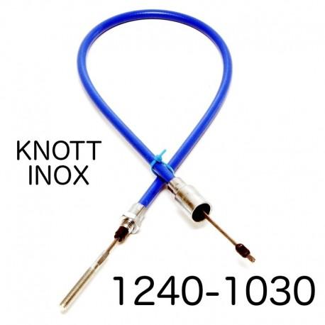 Zavor. potega KNOTT INOX 1240-1030-11
