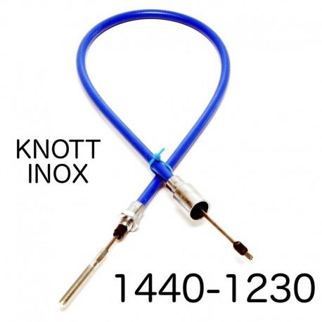 Zavor. potega KNOTT INOX 1440-1230-14