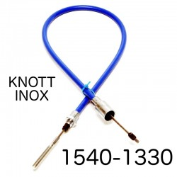 Zavor. potega KNOTT INOX 1540-1330-15