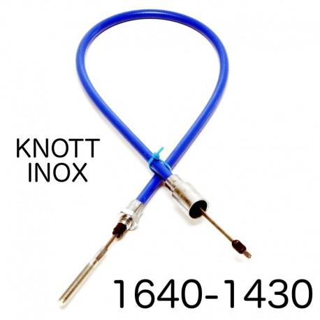 Zavor. potega KNOTT INOX 1640-1430-16