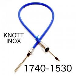 Inox zavorna potega Knott 1740-1530-17