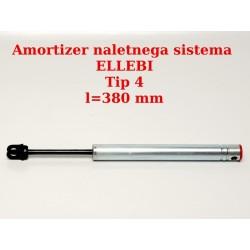 ELLEBI Tip 4 l-380, amortizer naletnega sistema