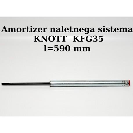 ANS-KNOTT-KFG35 l-590, amortizer naletnega sistema