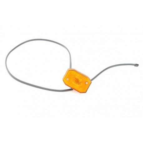 Flexipont 1 stranska oranžna luč s kablom