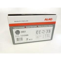 Zavorni komplet AL-KO 200x50 z vsemi pripadajočimi elementi