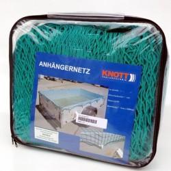 Zaščitna mreža 3x5m z gumijastim trakom