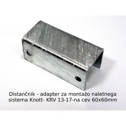 Adapter-distančnik za KRV 13-17