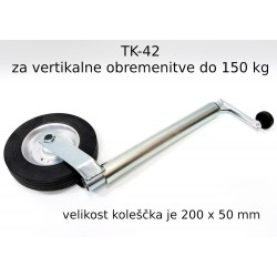 TK-42, ? kg, 200x50 mm