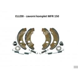 Zavorni komplet ELLEBI MFR 151 S