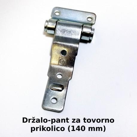 Držalo-pant za tovorno prikolico (140mm)