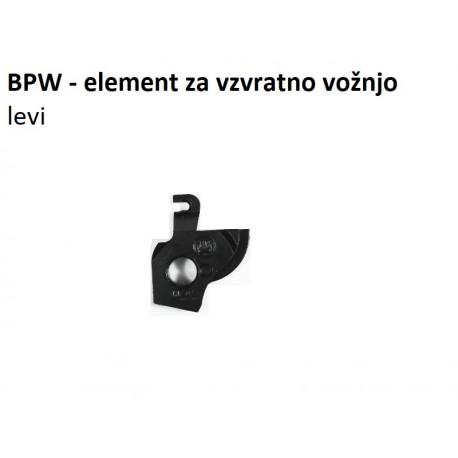 BPW - element za vzvratno vožnjo (levi)