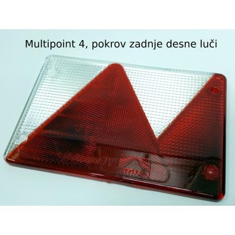 Multipoint 4, pokrov zadnje desne luči