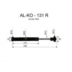 AL-KO 131R amortizer naletnega sistema do l. 1992