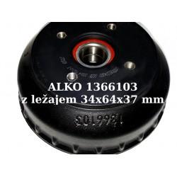 Zavorni boben ALKO 1366103, 200x50, 4x100, ležaj 34x64x37