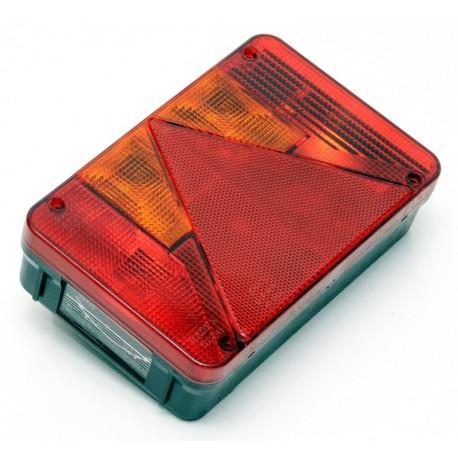 LZD-Radex 5800, luč zadnja desna brez konektorja