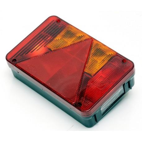 LZL-Radex 5800, luč zadnja leva brez konektorja