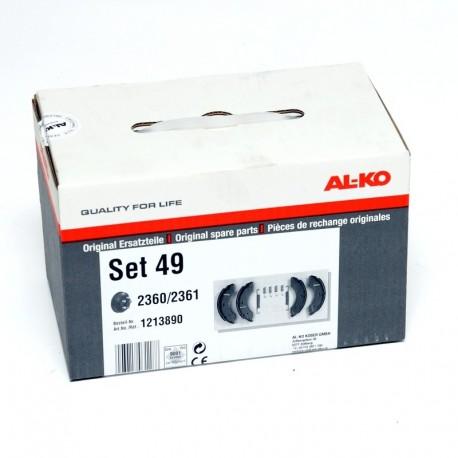 Zavorni komplet AL-KO 250x60