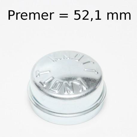 52,1 mm KNOTT pokrov pesta