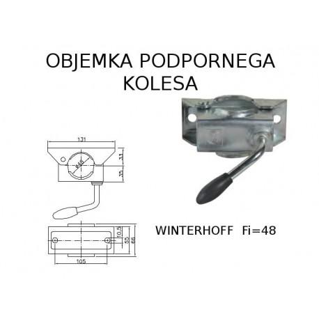 Objemka 48 mm Winterhoff