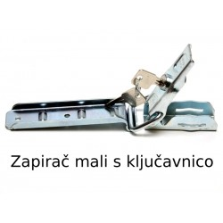 Zapirač mali s ključavnico