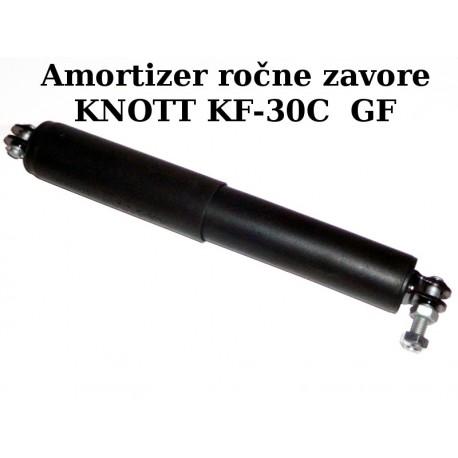 "ARZ-KNOTT-KF30-C version ""GF"", amortizer ročne zavore"