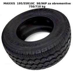 Guma Maxxis 195-55 R10C 98-96P